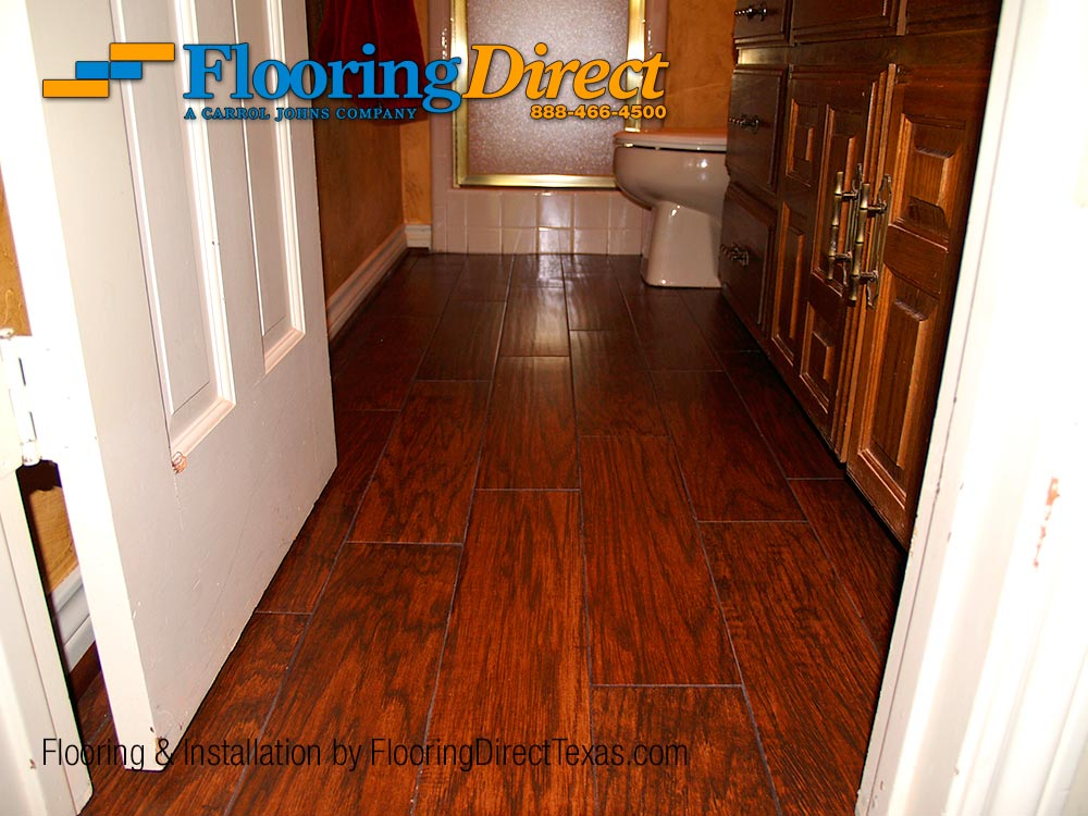 Wood Look Tile 599 Per Square Foot Flooring Direct